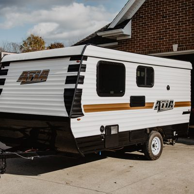 Atia RV Travel Trailers